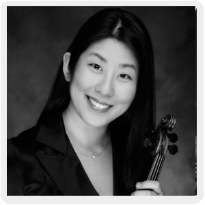 Amy Oshiro-Morales, violinist