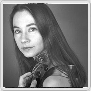 Elina Kalendarova, violinist