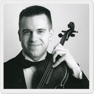Marc Rovetti, violinist