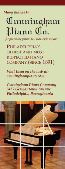 Our Sponsor Cunningham Piano Co.