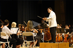 Summer Music Camp Orchestra Camp PIMF Study with Phila Orchestra Members Cristian Macelaru Conductor-in-Residence