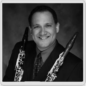 Ricardo Morales, clarinet