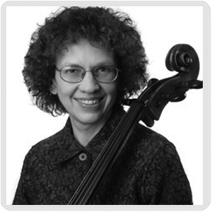 Kathryn Picht Read, cello