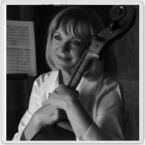 Gloria dePasquale, cello