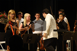 Top Summer Classical Music Camp Program Strings Winds and Piano all ages coaching performance Orchestra Philadelphia International Music Festival America