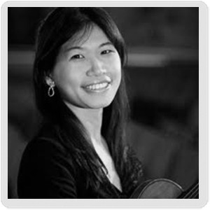 Mei Ching Huang, violinist