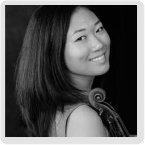 Julia Li, violinist