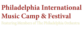 The Philadelphia International Music Camp and Festival