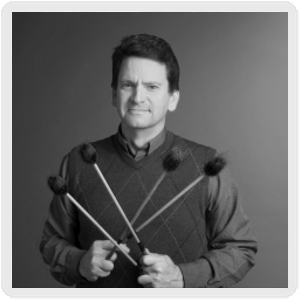 Christopher Deviney, percussion