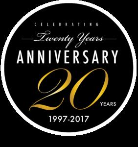 PIMF 20th Anniversary Emblem