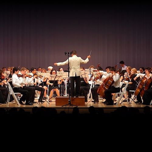 Summer Camp Orchestra Performance